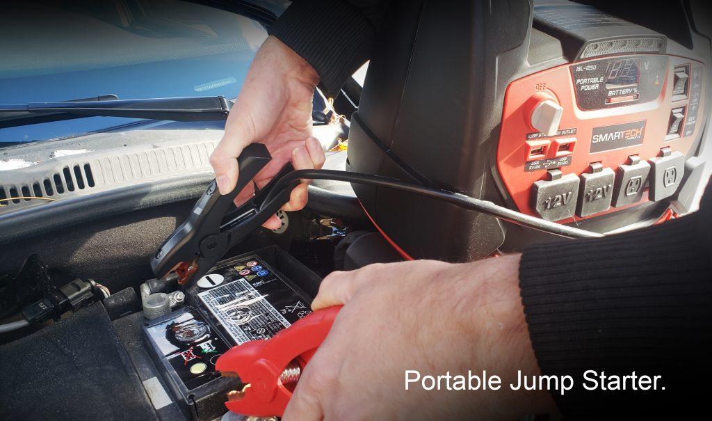 Smartech Portable Jumper 1250 A