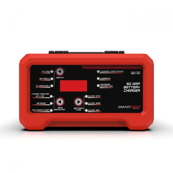 Shelf Battery Charger 50A by Smartech