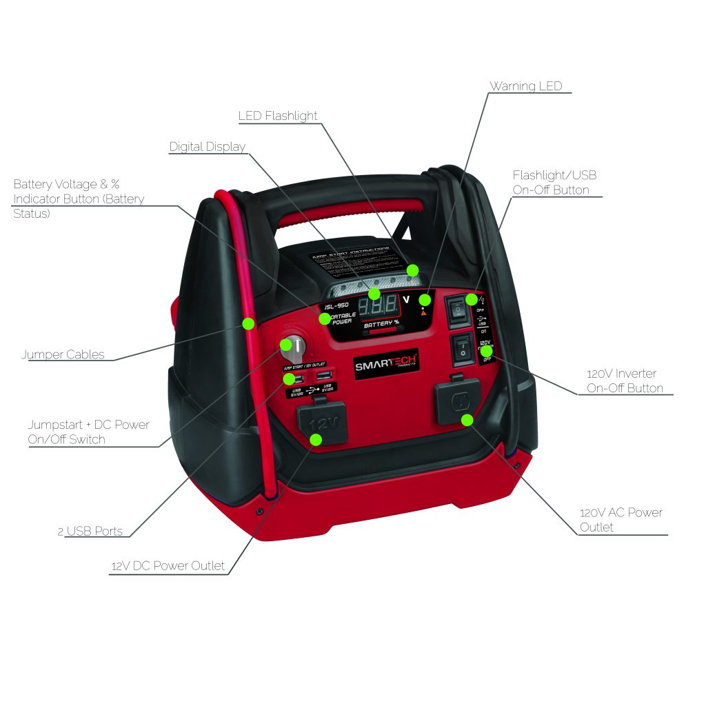 Smartech JSt 950