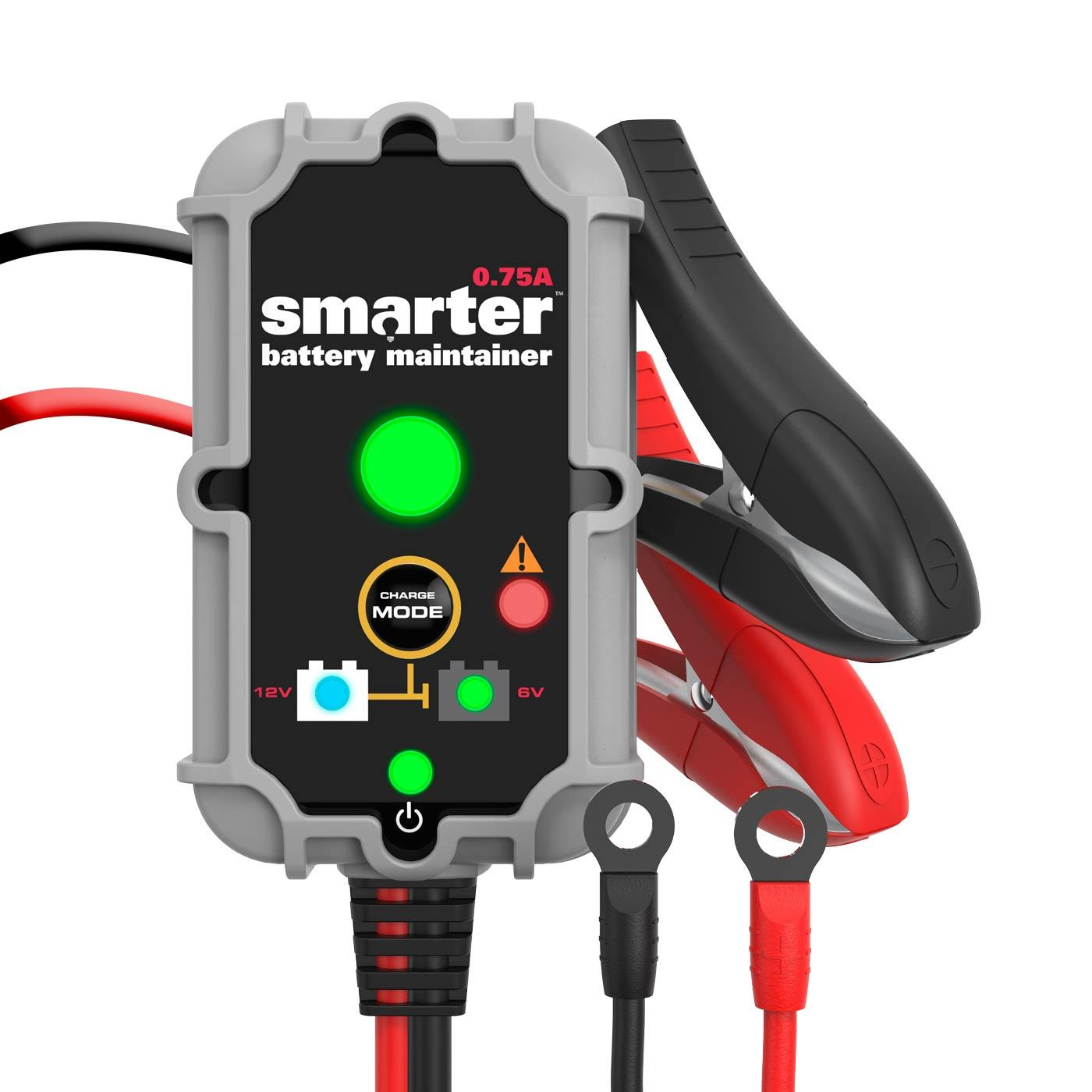 Smartech Ic 750 Smarter 075a 6 12v Trickle Battery Charger 6v Wiring Diagram Mgctlbxnmzp Mgctlbxv525 Mgctlbxlc