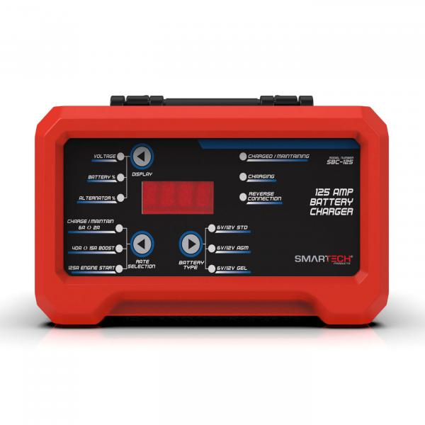 125A Shelf Charger from Smartech