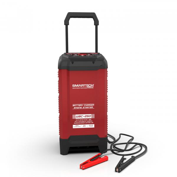 250 Wheel Battery Charger by Smartech
